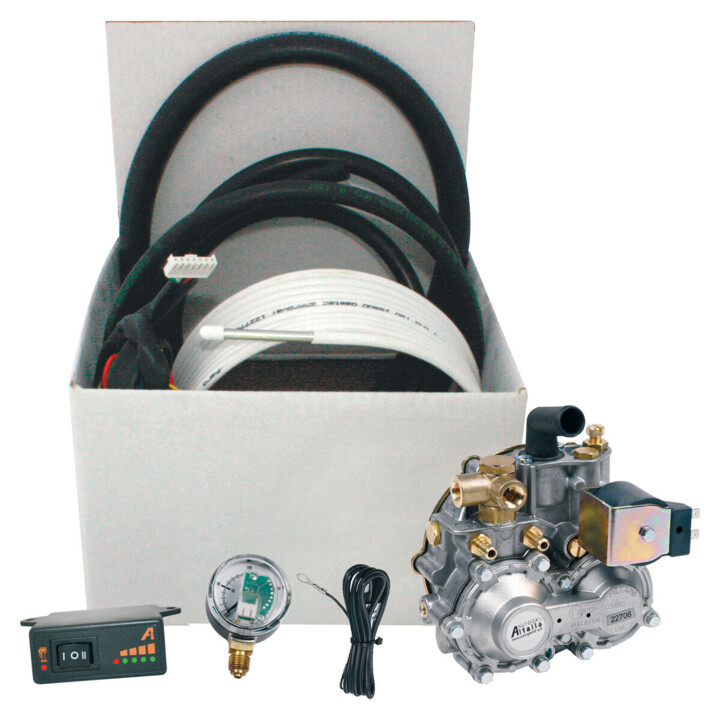 CNG INJECTION KIT
